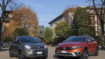 Nuove Fiat Panda e Fiat Tipo 2021 FCA