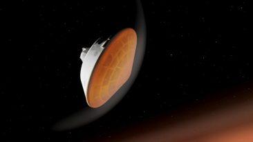 """Marte, il video della Nasa mostra i """"7 minuti di terrore"""" dell'atterraggio del robot Perseverance"""