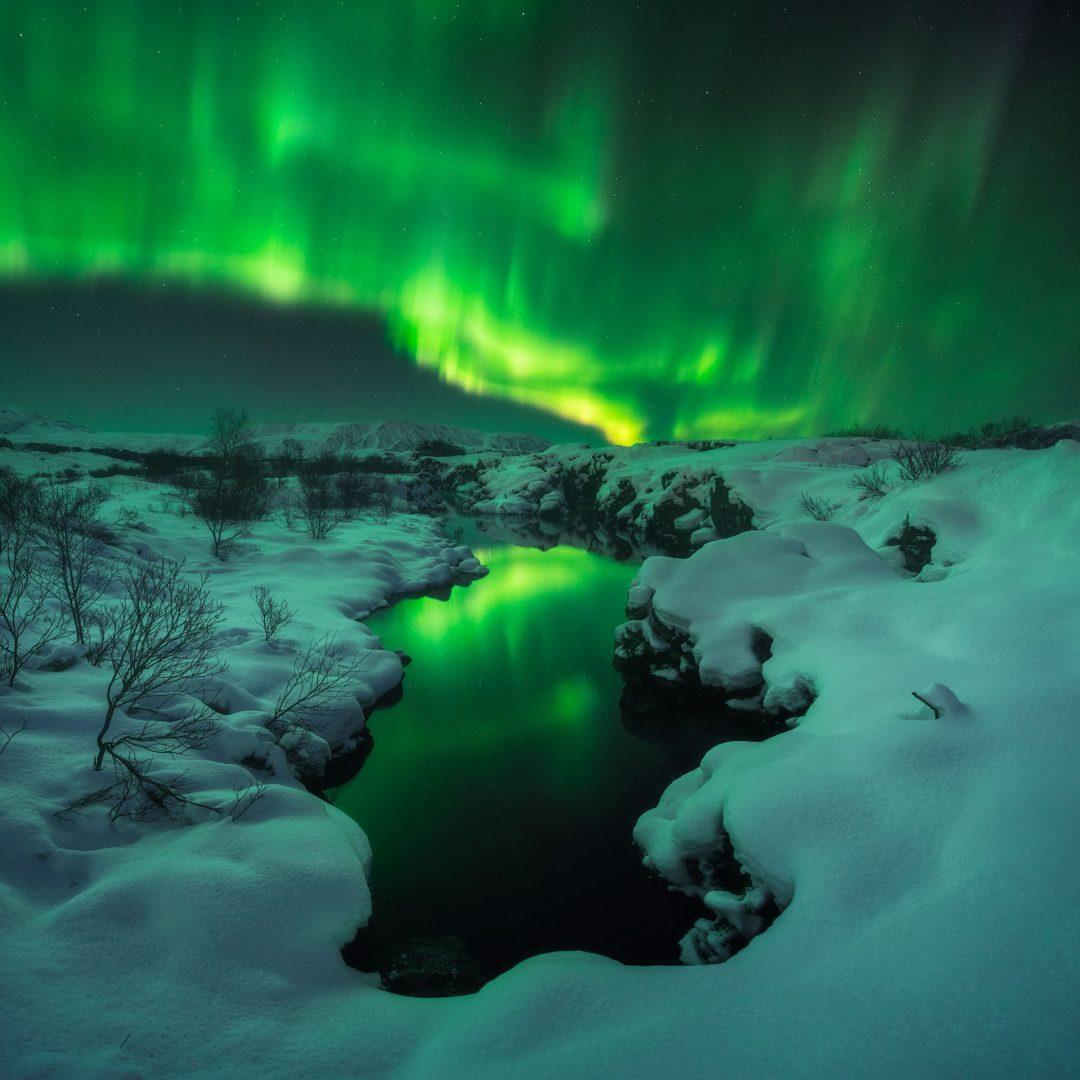 aurora boreale: le più belle del 2020