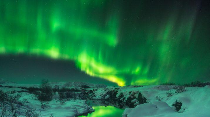 Foto Aurora boreale: le più belle foto dell'anno