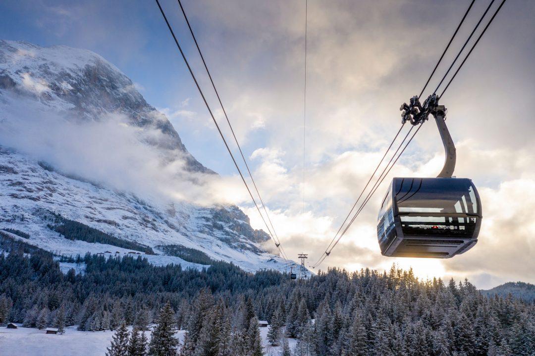 Sciare in Svizzera: grandi novità a Grindelwald, nell'Oberland bernese