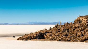 Viaggio in Bolivia, nel Salar de Uyuni, dove sembra di stare su un altro pianeta