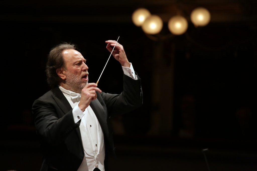 Riccardo Chailly. Prima alla Scala 2020