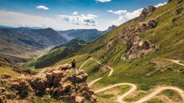 Viaggio in Kirghizistan: l'immensa natura nel cuore dell'Asia
