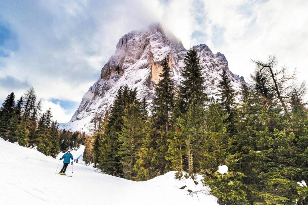 Val Gardena: vacanze sugli sci come i grandi campioni, tra le Dolomiti