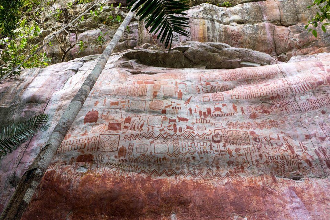 La Cappella Sistina delle pitture rupestyri