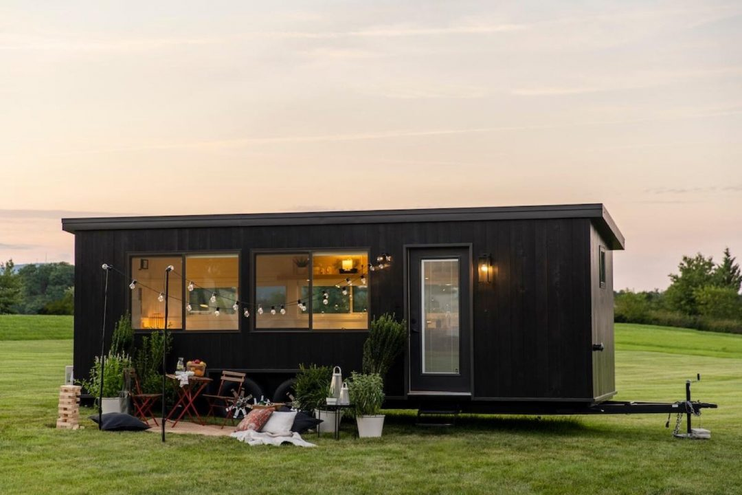 La Casetta Ikea Sulle Ruote Per Lo Smart Working Mobile E Sostenibile