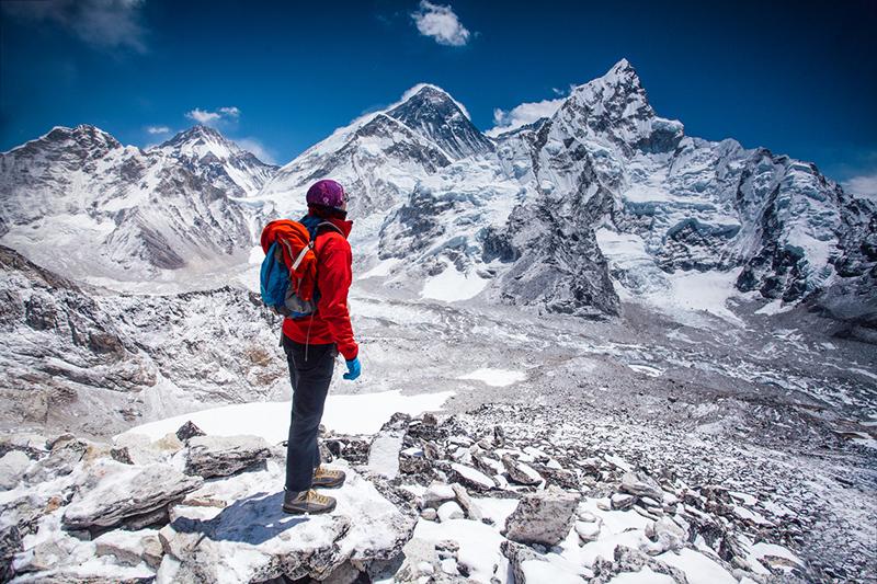 Monte più alto del mondo, d'Europa e d'Italia