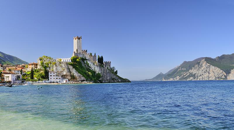 Lago più grande d'Italia: Garda