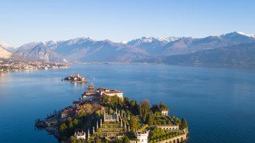 Lago più grande d'Italia Europa mondo