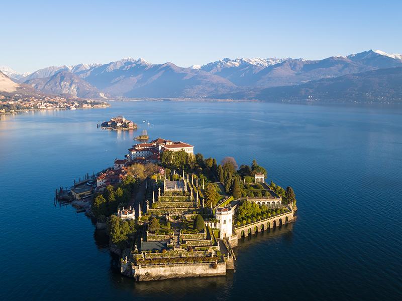 Laghi più grandi d'Italia: lago Maggiore