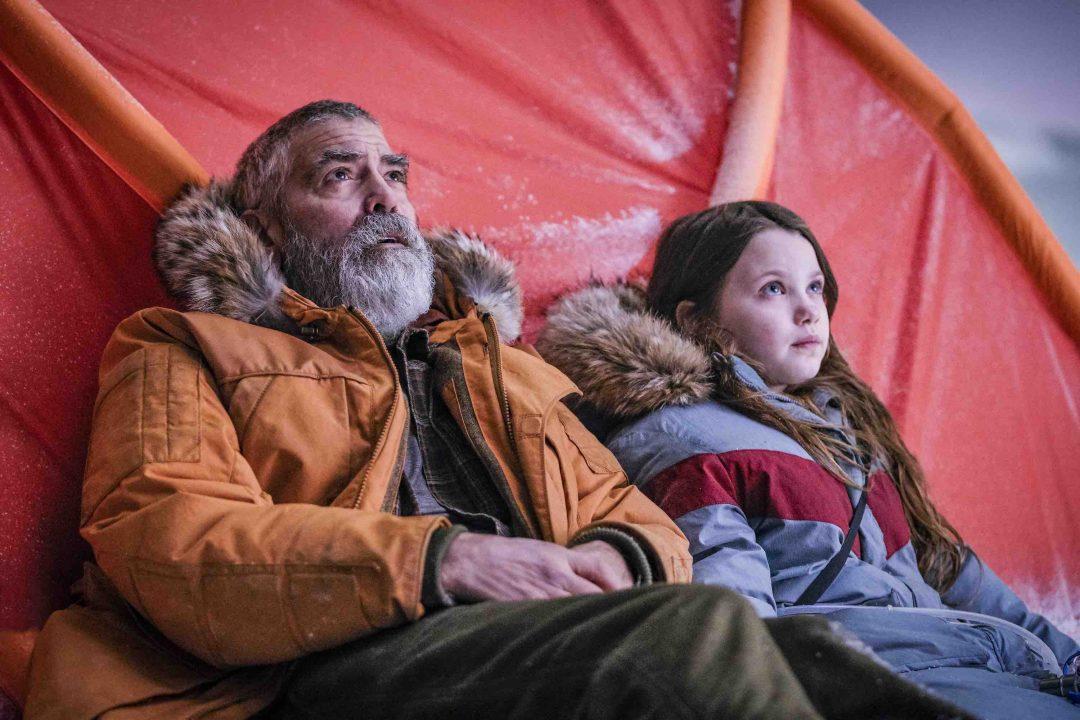 The Midnight Sky, Netflix: l'ultimo film di George Clooney sullo spazio