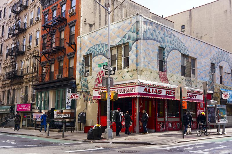Gentrificazione, gli esempi nel mondo: New York
