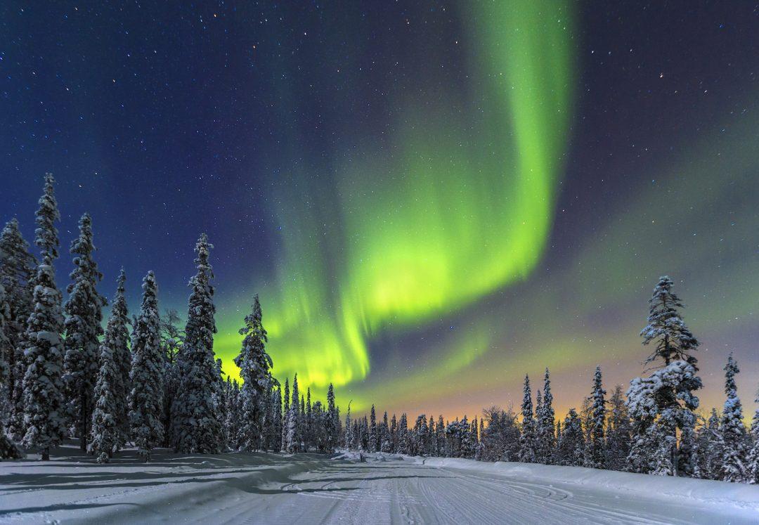 Aurora boreale, la natura più magica