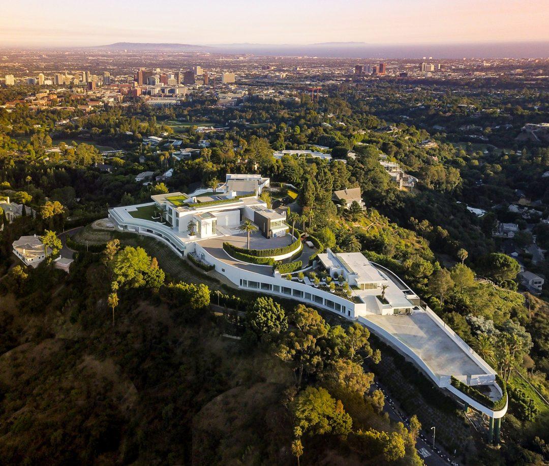 La casa più grande del mondo (e la più costosa d'America) in vendita a 350 milioni di dollari