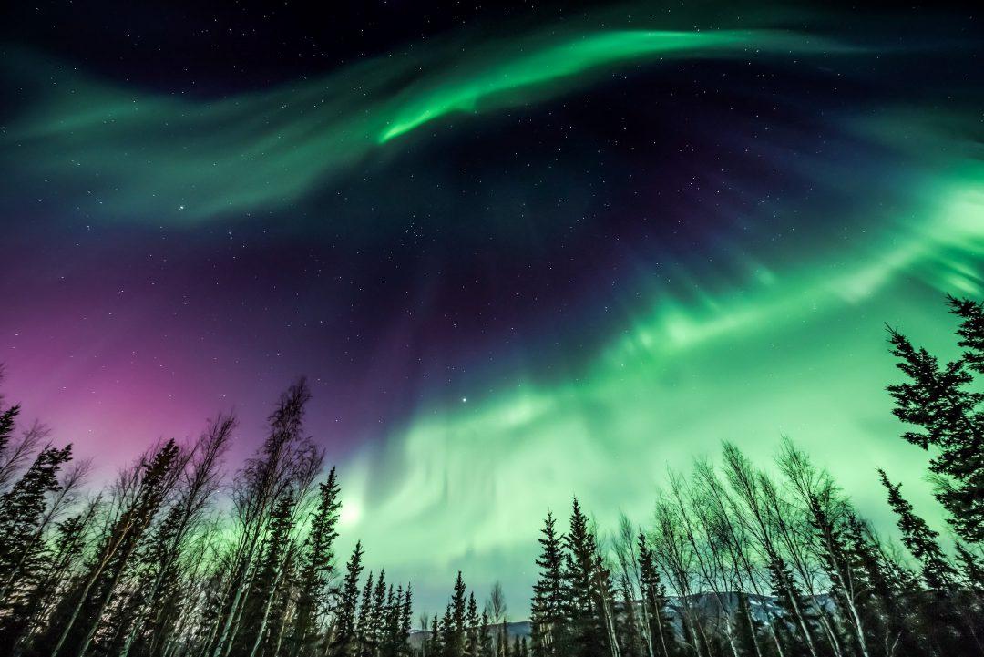 Aurora boreale: dove vederla