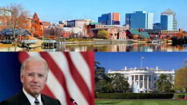 I luoghi di Joe Biden, Presidente Usa, dal Delaware alla Casa Bianca