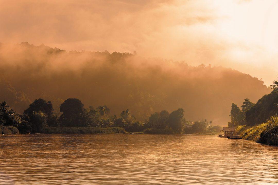 Itinerario nel Sabah, Borneo Malese