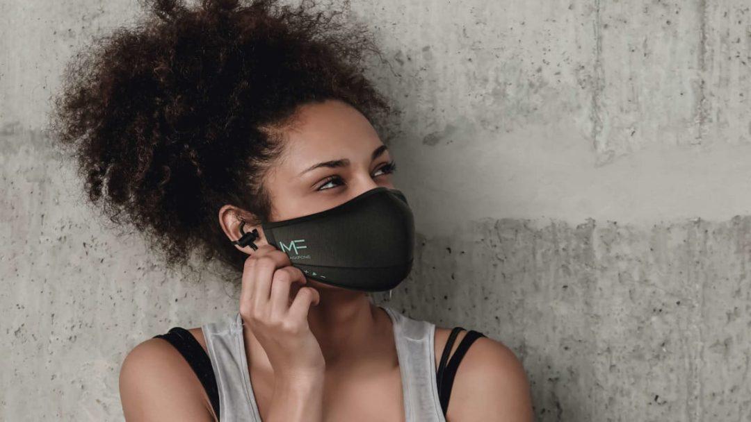 MASKFONE – Una mascherina per telefonare