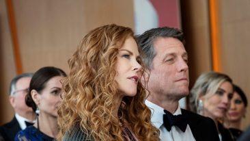 the Undoing, serie tv crime su Sky: Nicole Kidman e Hugh Grant nei panni di Grace e Jonathan Fraser