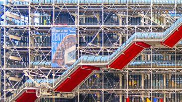 Parigi: il Centre Pompidou chiude per ristrutturazione fino al 2027