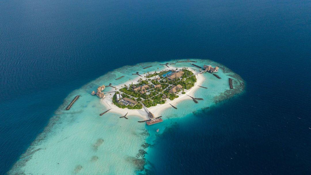 Vacanze da sogno: l'isola di lusso da affittare alle Maldive