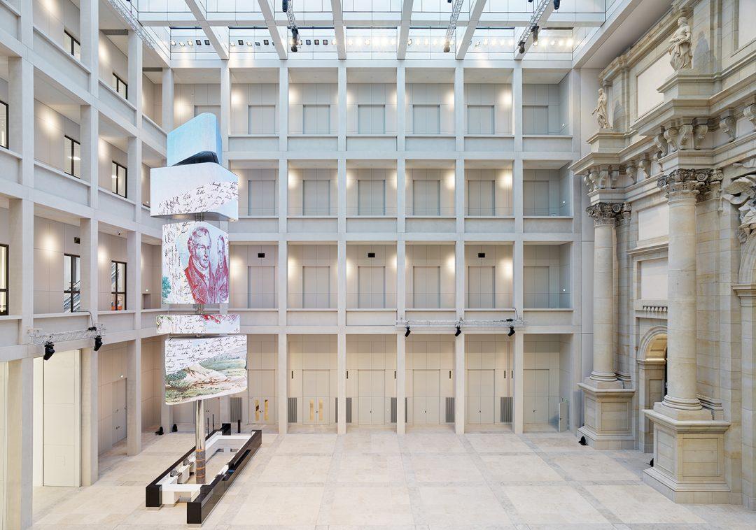 Humboldt Forum, Berlino