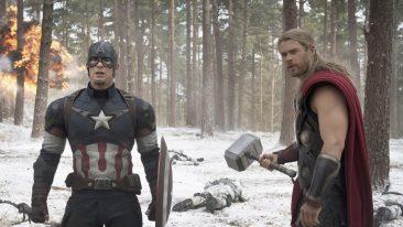 Captain America e Thor, eroi dei Film Marvel. Come vedere i film Marvel in ordine cronologico