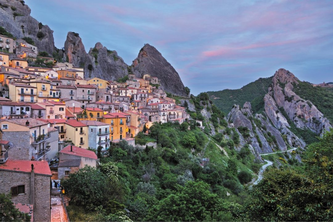 Weekend a Castelmezzano
