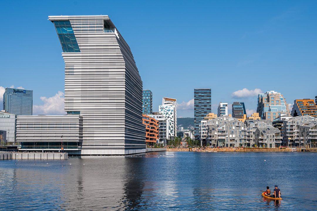 Munchmuseet, Oslo