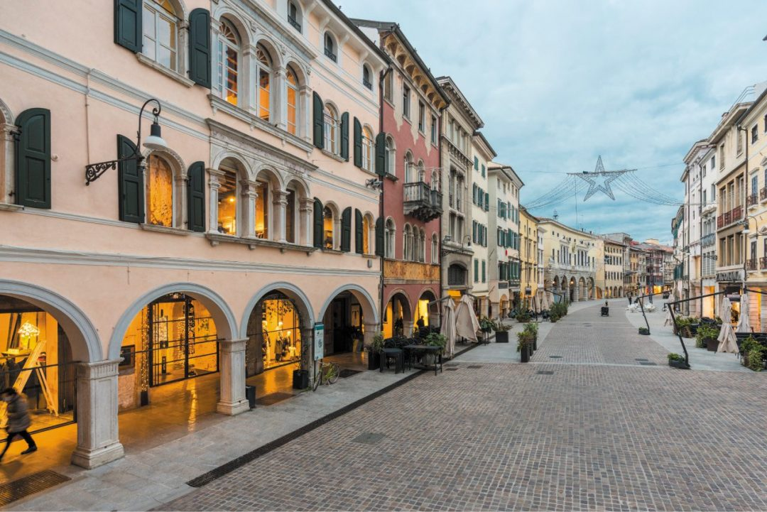 Weekend a Udine: gastronomia, arte, musica