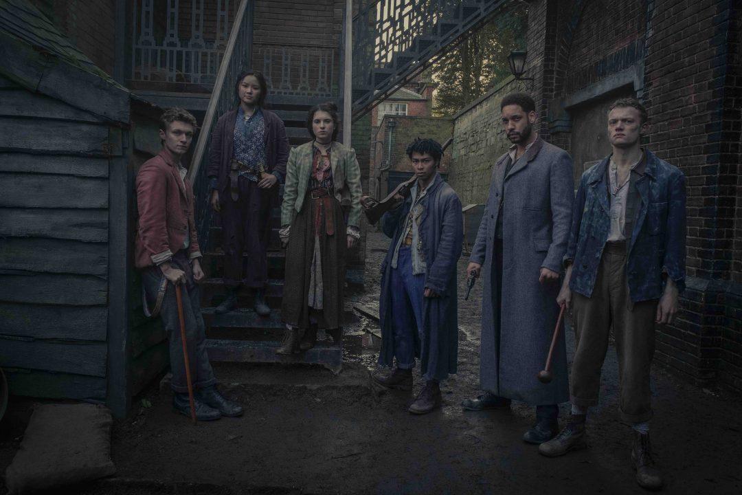 La serie tv Gli irregolari di Baker Street è tra le nuove uscite Netflix di marzo 2021