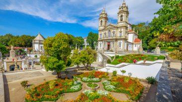 European Best Destinations 2021: le mete più desiderate dai viaggiatori Braga Portogallo