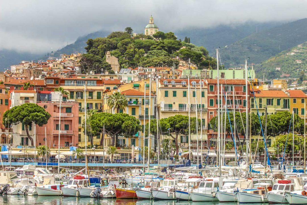 Panorama di Sanremo
