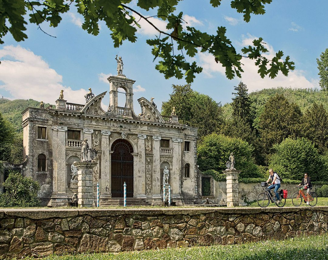 Weekend di San Valentino in Veneto: in bici tra i castelli e i colli del Padovano