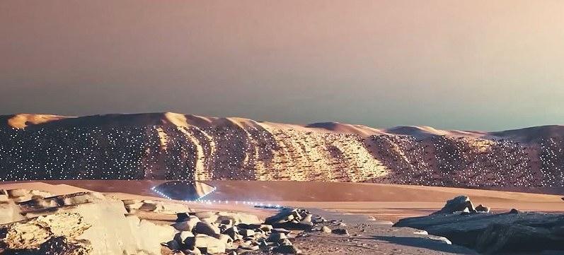 Nüwa Capitale di Marte