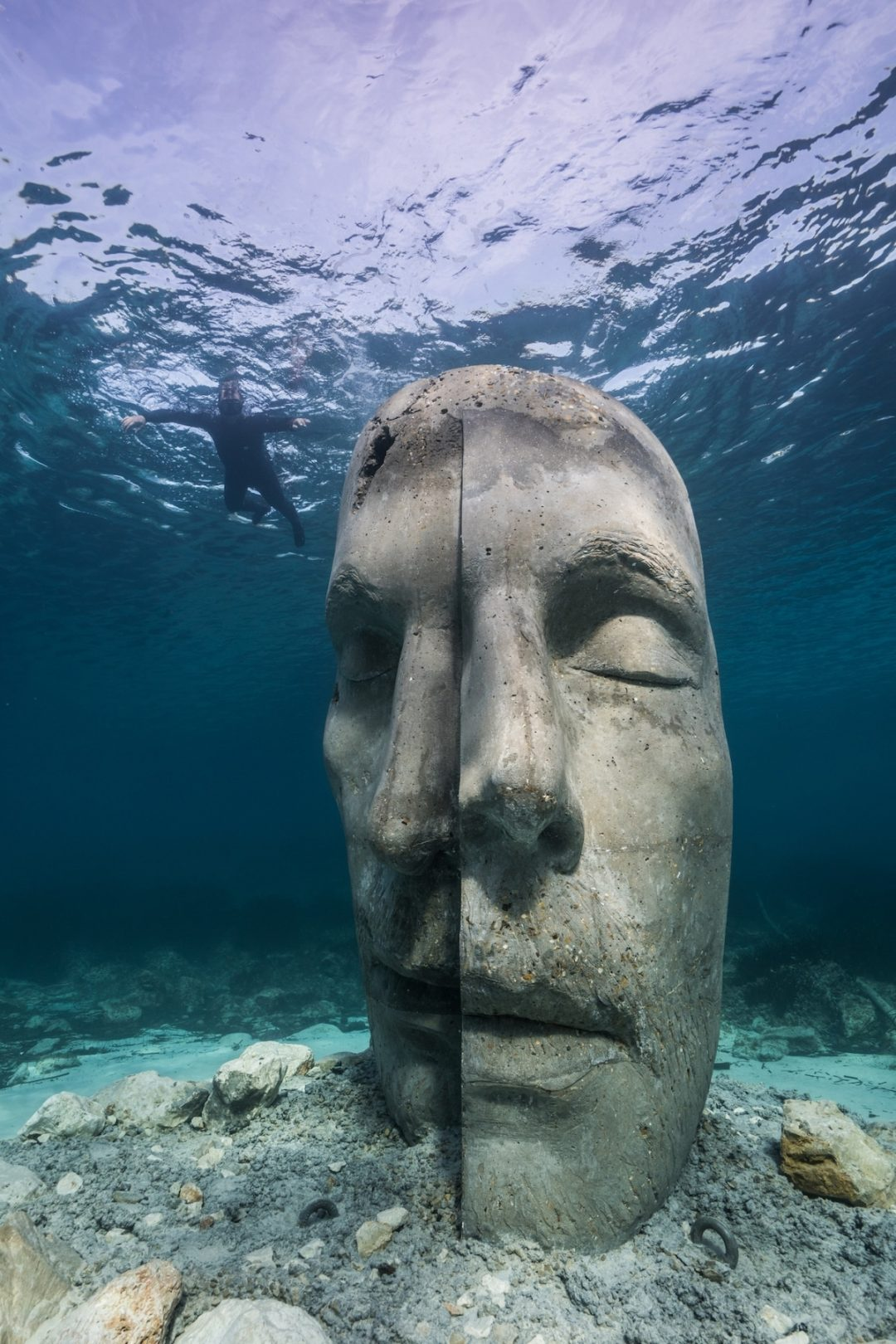 Primo museo subacqueo del Mediterraneo