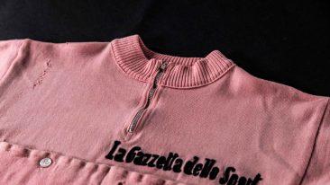 90 anni della maglia rosa