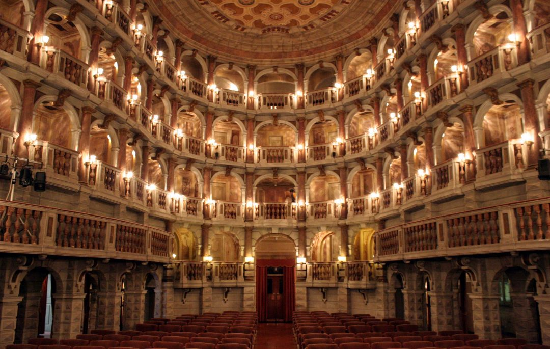 Teatro Scientifico Bibiena - Mantova