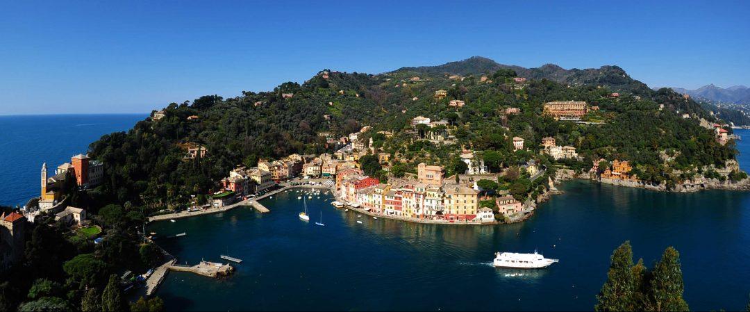 Portofino, San Fruttuoso e Santa Margherita