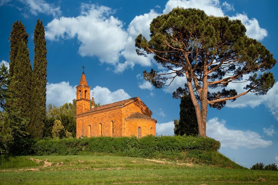 Chiesa rossa Pomelasca Inverigo