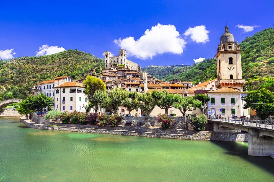 Borgo Liguria Dolceacqua Imperia