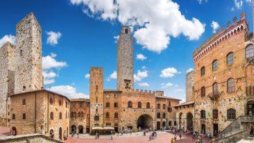 15 borghi medievali più belli d'Italia: San Gimignano, Siena, Toscana