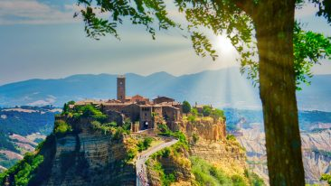 Borghi Lazio più belli