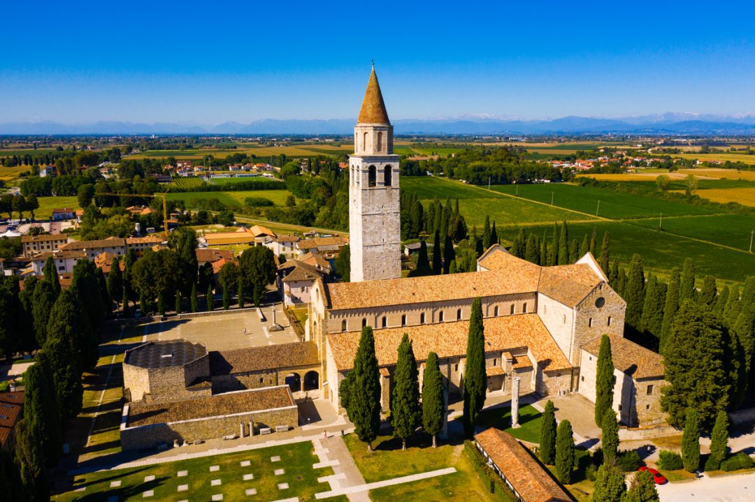 Dove Academy Friuli Venezia Giulia: Basilica di Santa Maria Assunta, Aquileia