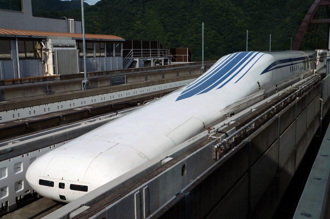 L0 Serie Maglev: 603 km/h