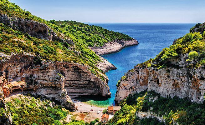 Foto Croazia, paradiso di arte e natura. Le foto