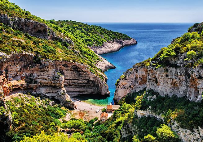 Croazia, paradiso di arte e natura. Le foto