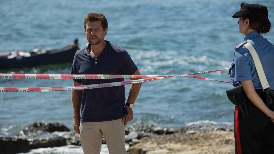 Claudio Gioè è Saverio Lamanna in Màkari, nuova fiction su rai 1 girata in Sicilia