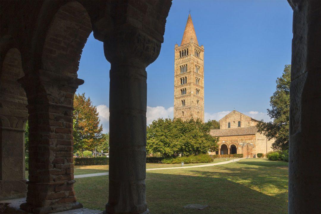 Gli eventi in Emilia Romagna e all'abbazia di Pomposa